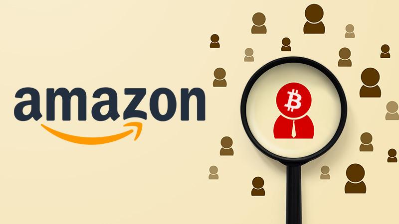 Amazon「デジタル通貨・ブロックチェーンのプロダクト責任者」を募集