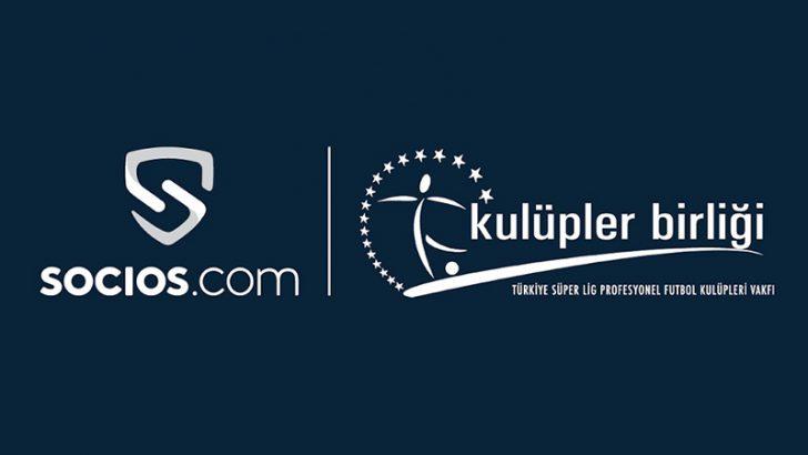 Chiliz&Socios:トルコサッカー業界の技術革新に向け「Turkish Union of Clubs」と協力