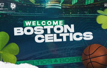 【Chiliz&Socios】NBA所属の強豪バスケチーム「Boston Celtics」と提携