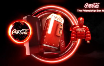コカ・コーラ「4種類のNFT作品」オークション販売へ|Decentralandでも利用可能