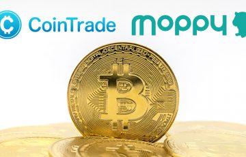 モッピー×コイントレード「暗号資産とポイントの交換サービス」提供開始