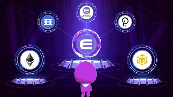 メタバース開発企業「Dvision Network」エンジン(Enjin/ENJ)の技術を採用