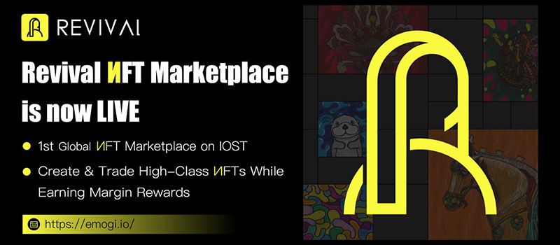 IOST-NFT-MarketPlace-Revival