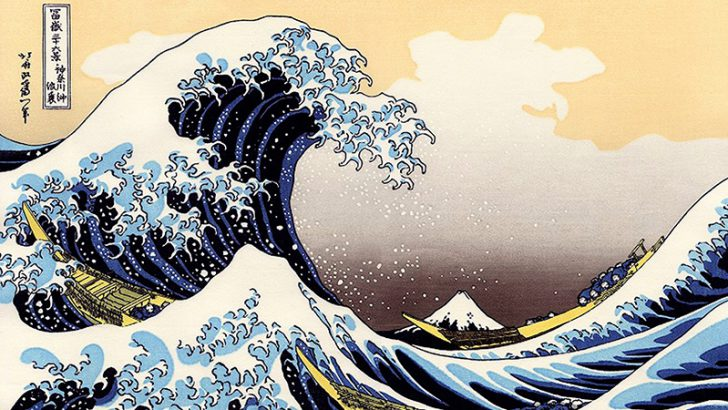 XANALIA:浮世絵師・葛飾北斎作「富岳三十六景」の公式NFTアート作品を公開