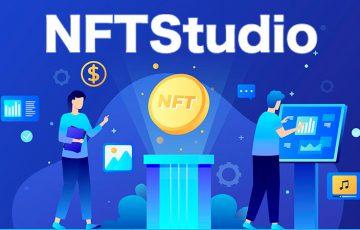 NFT Studio「二次流通機能」を実装|報酬の一部はクリエイターに還元