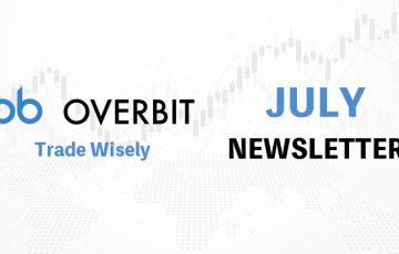 暗号資産デリバティブ取引所「Overbit」2021年7月ニュースレター
