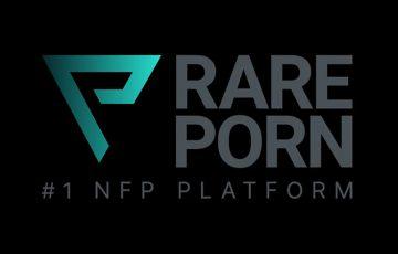「NFP」プラットフォームのRarepornが9月にICOを実施|プライベートセールでVC等から約5.5億円の資金調達に成功