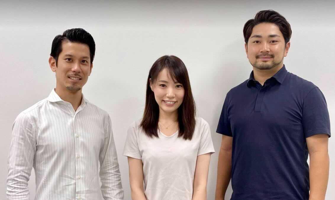 武藤浩司氏(写真左)、山本仁実氏(写真中央)、岡本伊津美氏(写真右)