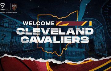 Socios.com:NBAチーム「Cleveland Cavaliers」とパートナーシップ契約