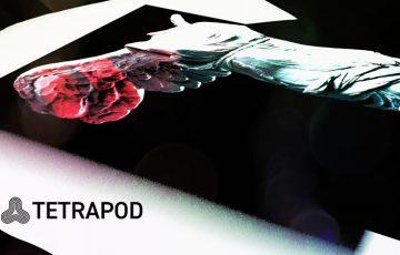 NFTアート×アパレルで「進化する服」を提供|TETRAPOD APPAREL始動