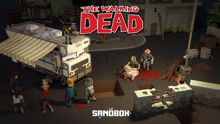 The Sandbox:人気ドラマ「The Walking Dead」のゾンビゲーム提供へ
