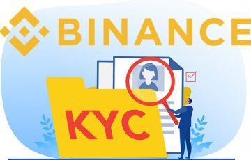 【重要】BINANCE:全取引ユーザーが「本人確認必須」に|KYCなしで取引・入金は不可