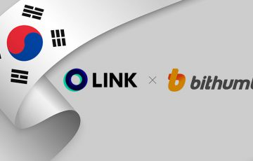 LINEの独自通貨リンク(LINK/LN)韓国の大手取引所「Bithumb」に上場