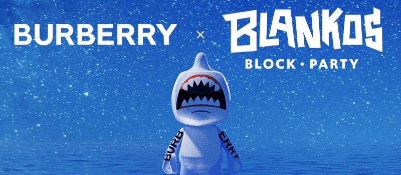 Burberry-BlankosBlockParty-NFT