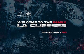 Chiliz&Socios:NBA所属チーム「Los Angeles Clippers」と提携