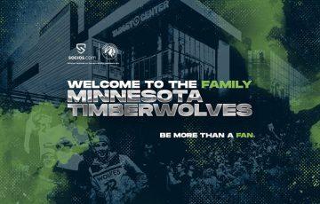 Socios.com「Minnesota Timberwolves&Lynx」と提携|初のWNBAパートナーシップ