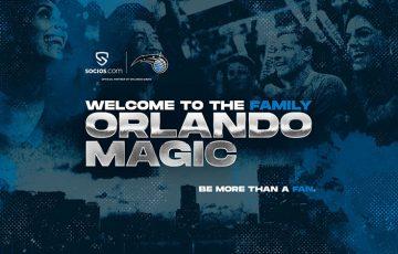 Chiliz&Socios:NBAチーム「Orlando Magic(オーランド・マジック)」と提携