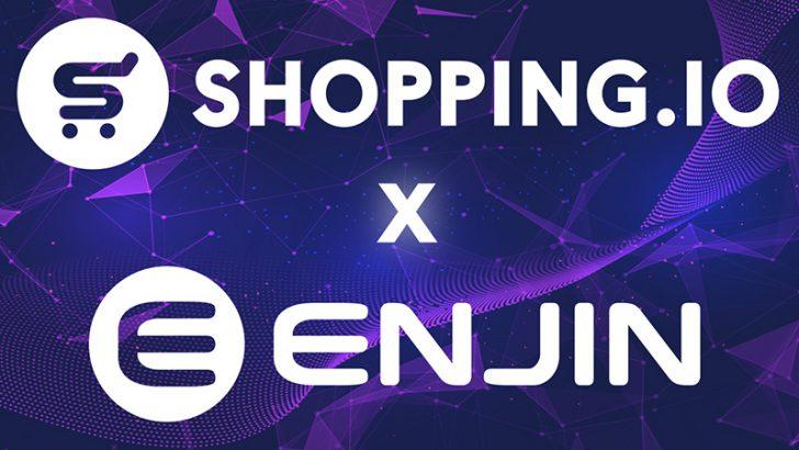 Shopping.io「エンジンコイン」をサポート|ENJ決済でAmazon商品などが購入可能に