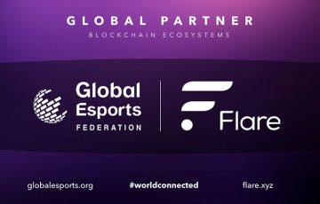 Flare Network「グローバルeスポーツ連盟(GEF)」と提携