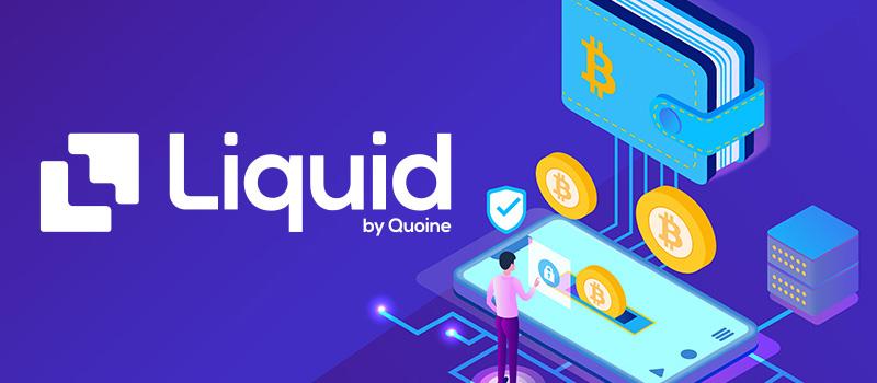 Liquid-Cryptocurrency-Wallet