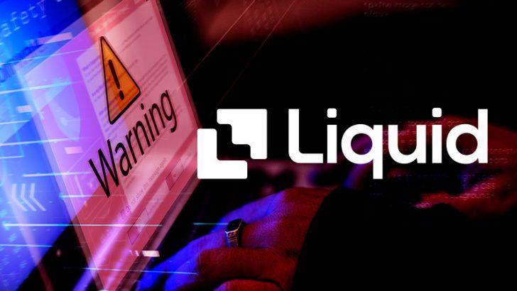 Liquid Global:不正アクセスで「仮想通貨5銘柄が流出」BTC・ETH・XRPなど
