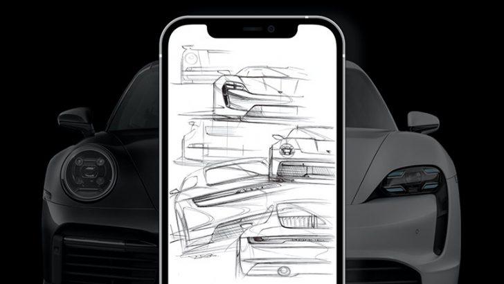 Porsche(ポルシェ)「車両の限定デザインNFT」をオークション販売