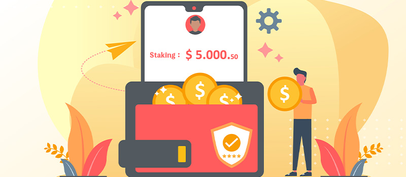 Staking-Wallet