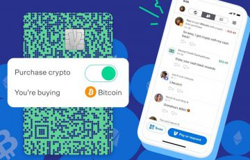 Venmo:キャッシュバックで仮想通貨を自動購入「Cash Back to Crypto」提供開始