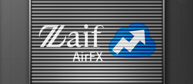 Zaif-AirFX-Close