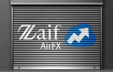 【重要】Zaif:暗号資産レバレッジ取引サービス「AirFX」9月30日に終了へ