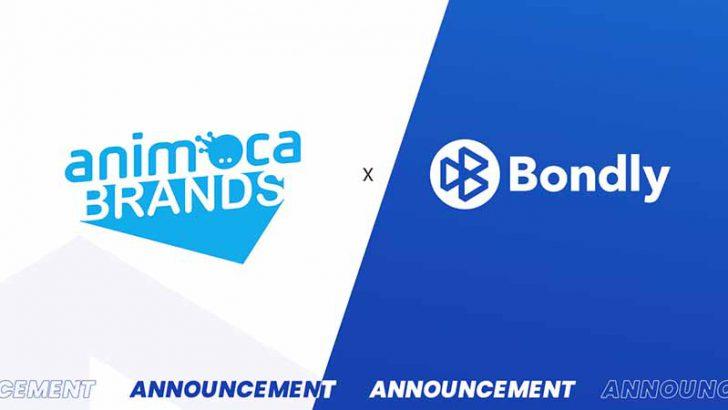 Animoca Brands:NFTプラットフォーム「Bondly」の株式の過半数を取得