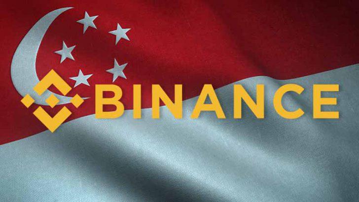 BINANCE「シンガポール関連サービスの提供」停止へ|スマホアプリも削除