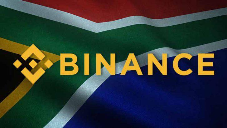 南アフリカ規制当局「BINANCEグループ」について一般市民向けに警告