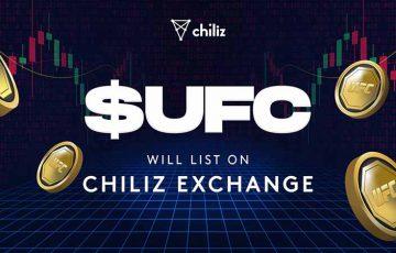 Chiliz Exchange:総合格闘技団体「UFC」の公式ファントークン本日取引開始