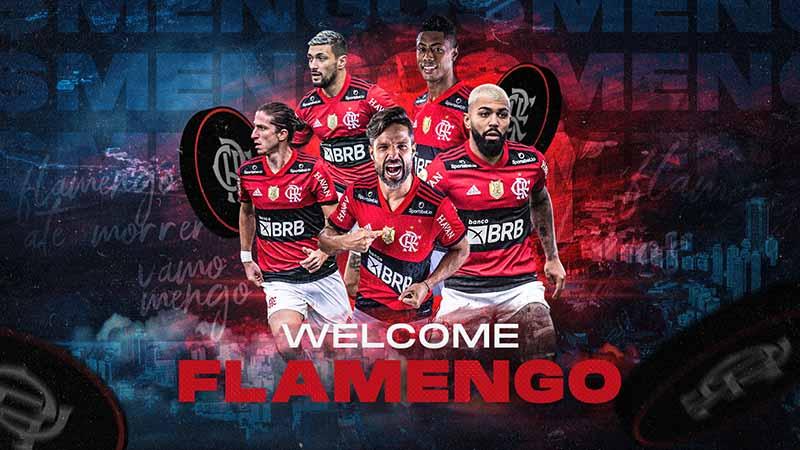 Chiliz:ブラジルのサッカーチーム「CRフラメンゴ」と提携|$MENGOトークン発行へ