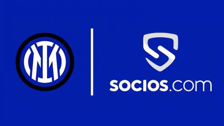 Chiliz&Socios:インテル公式ファントークン「$INTER」のFTO本日開催へ
