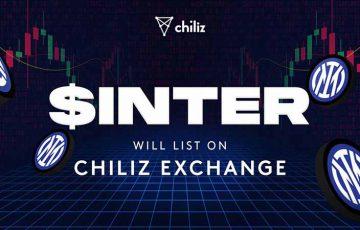 Chiliz Exchange「インテル・バレンシアCFの公式ファントークン」本日取扱い開始