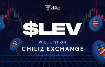 Chiliz Exchange:Levante UDの「$LEVファントークン」本日取引開始