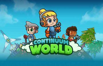 NFTを取り入れた、稼げる無料MMOゲーム「Continuum World」