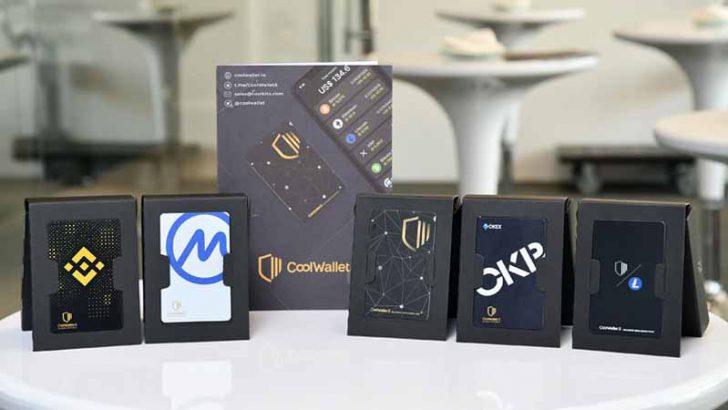 カード型コールドウォレット「Cool Wallet」とは?特徴・メリット・対応通貨などを解説