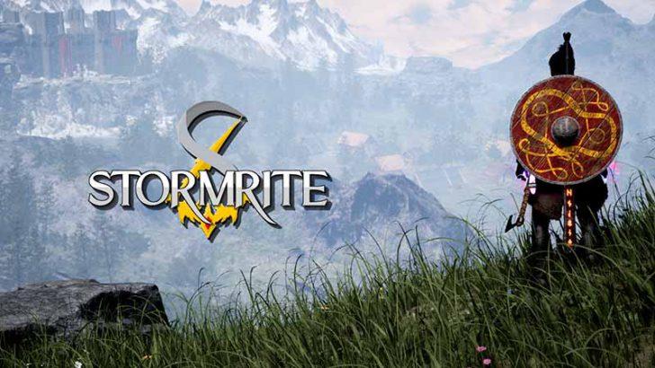 オープンワールドアクションRPG「Stormrite」EnjinのNFTアイテム導入へ