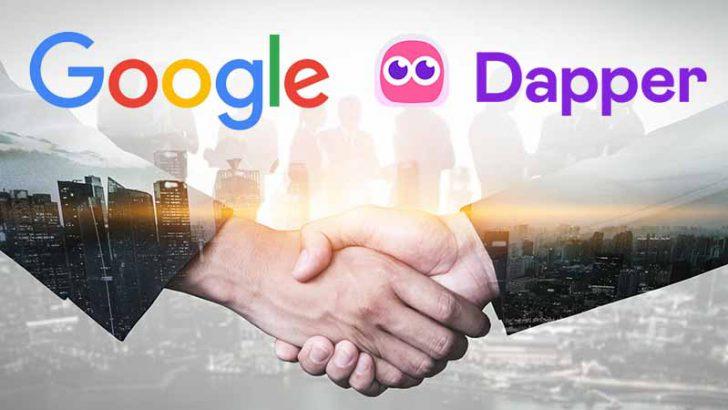 Google「Dapper Labs」と提携|Flowブロックチェーンの成長をサポート