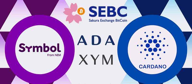 SEBC-ADA-XYM-Listing