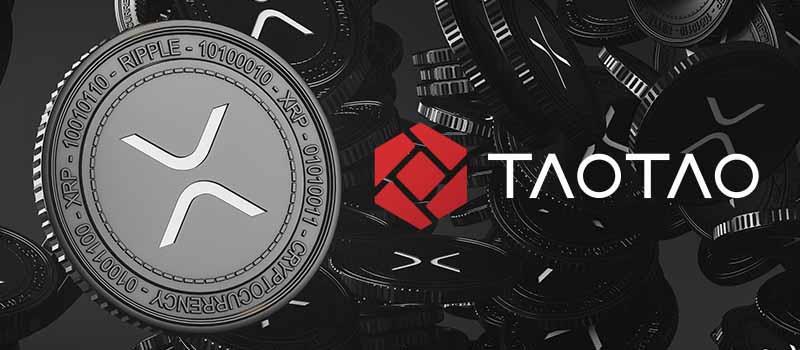 TAOTAO-XRP-Ripple-Listing