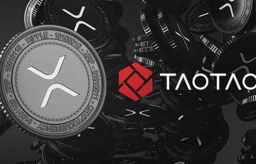 TAOTAO「XRPの現物取引サービス」提供へ|レバレッジ取引の証拠金としても利用可能