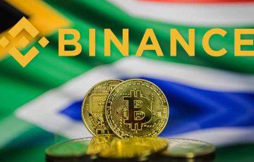 BINANCE「南アフリカ」でも一部サービスに利用制限