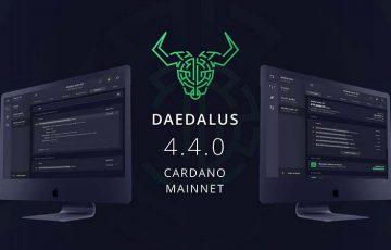カルダノ(ADA)ダイダロスウォレットに「トークン専用画面」追加|Daedalus 4.4.0公開