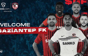 Chiliz&Socios:トルコのサッカークラブ「Gaziantep F.K.」と提携|$GFKファントークン発行へ