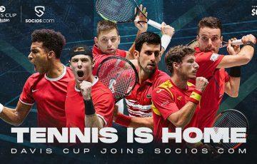Chiliz&Socios:テニス業界初「Kosmos Tennis」と提携|$DAVISファントークン発行へ