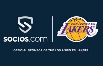 Chiliz&Socios:NBA所属のバスケチーム「Los Angeles Lakers」と提携